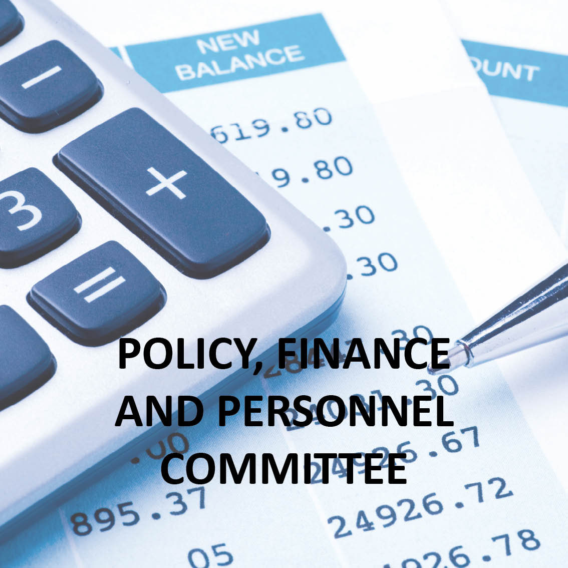 Hyperlink to the Policy, Finance and Personnel Committee meetings