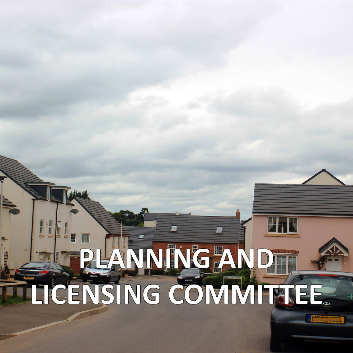 Hyperlink to the Planning and Licensing Committee meetings